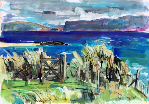 Hebrides Gate