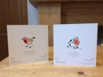 Reverse GC02 Robin Red Breast and GC03 Jolly Robin
