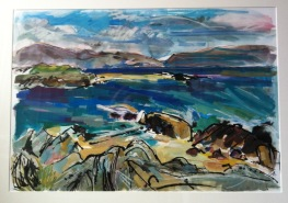 White Strands of the Monks (Traigh Ban) (SOLD)