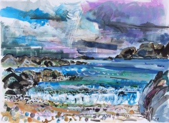 Wind, Water, Wave: St Columba's Bay (SOLD)