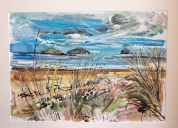 Spring Tides, Yellowcraigs (SOLD)