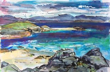 Eilean Annraidh or Storm Island, Iona