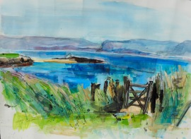 Gate to the North (SOLD)