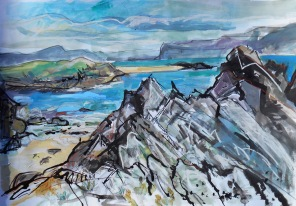 Storm Island, Iona (SOLD)