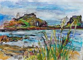 Fidra Island, East Lothian (SOLD)