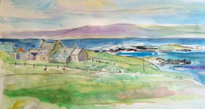 North End Crofts, Iona (SOLD)
