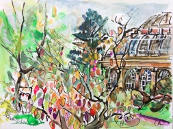 Tropical Palm House, Botanics