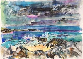 Iona and Storm Island