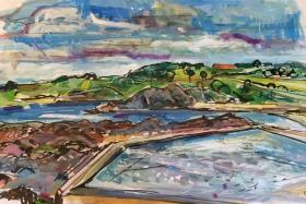 Milsey Bay, North Berwick