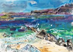 Windy Day, Iona CARD CA078