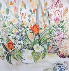 Ranunculus Still Life
