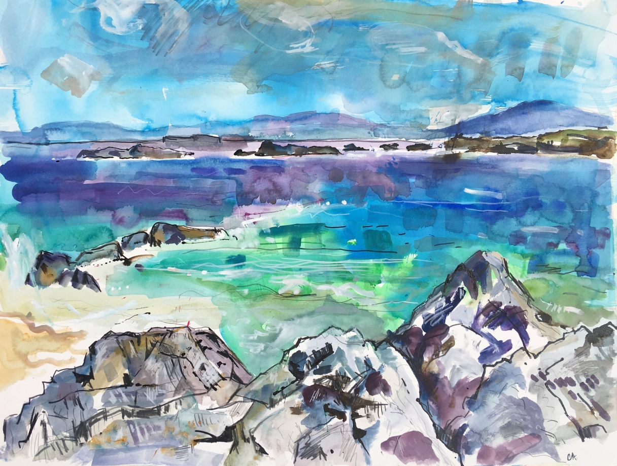 Spring, Iona