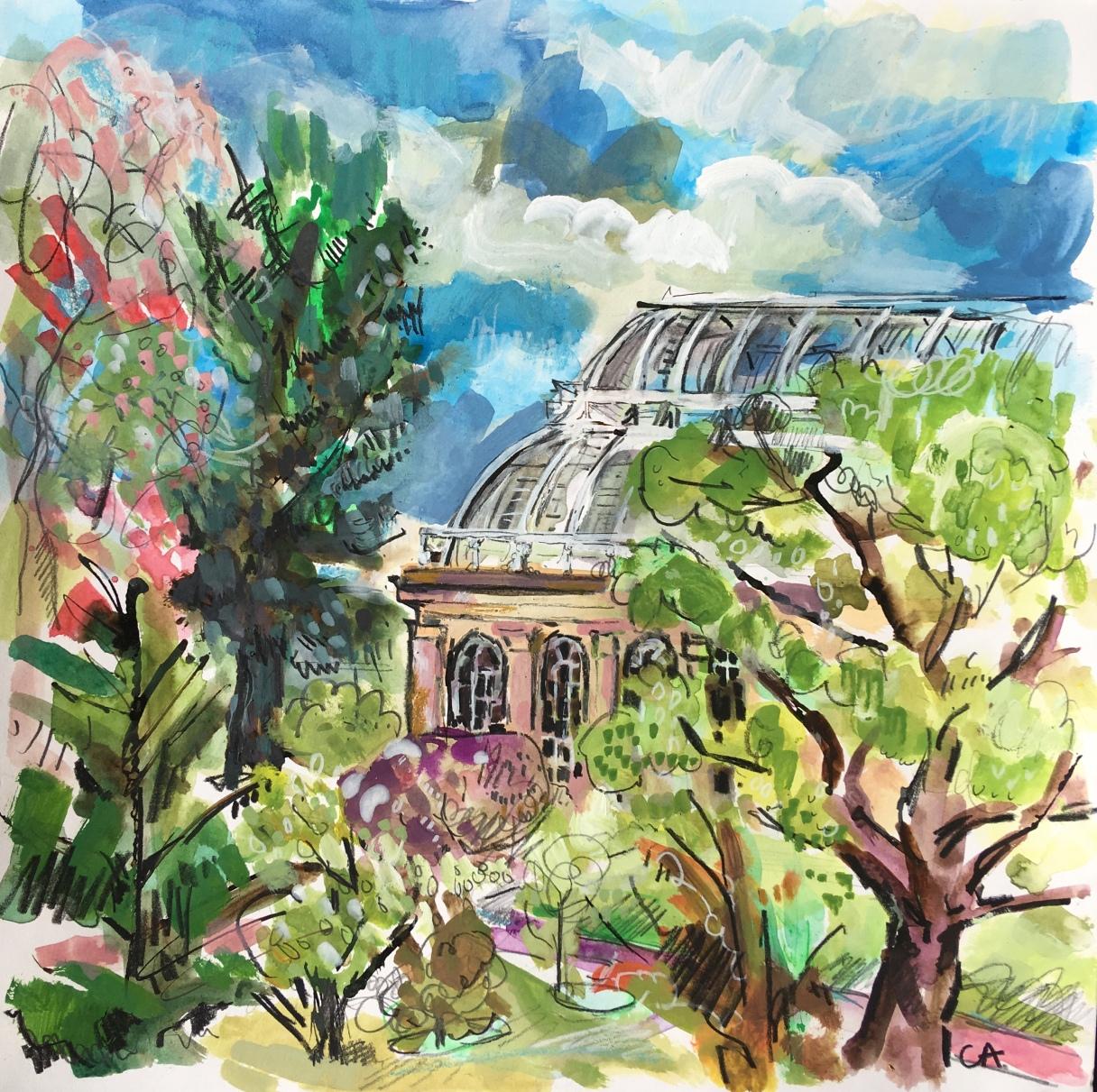 Botanics Glass House CA096 CLARE ARBUTHNOTT