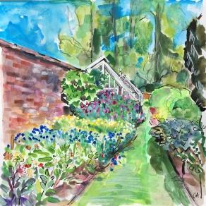 Garden Green House