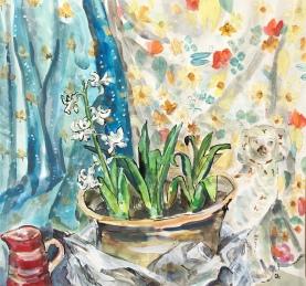Hyacinth and Wally Dug