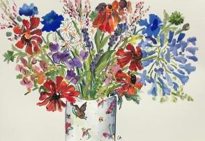 Bright Summer Bouquet