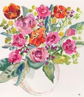 Roses & Tulips